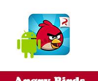 تحميل لعبة الطيور الغاضبة للاندرويد Angry Birds مجانا انجري بيرد