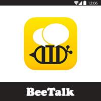 تحميل برنامج الدردشة و التعارف للاندرويد برنامج BeeTalk مجانا apk