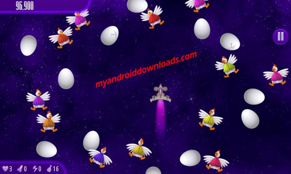 لعبة الفراخ الاصلية في الفضاء - Download Chicken Invaders 4 Game