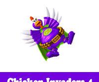 تحميل لعبة الفراخ للاندرويد Chicken Invaders 4 حرب الفراخ مجانا