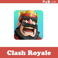كلاش رويال اخر اصدار clash royale لعبة صراع الملوك - العاب كلاش رويال الجديدة العاب حرب كلاش اوف كلانس