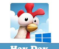 تحميل لعبة هاي داي للكمبيوتر برابط مباشر Hay Day مجانا