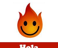 تحميل برنامج هولا لفتح المواقع المحجوبة للاندرويد Hola رابط مباشر