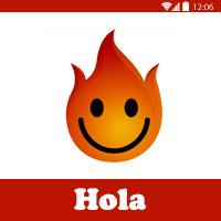 برنامج هولا لفتح المواقع المحظورة hola