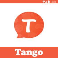 تحميل برنامج تانجو مكالمات فيديو للموبايل سامسونج Tango تانجو شات