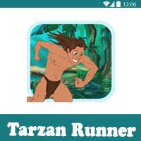 تحميل لعبة طرزان للاندرويد Tarzan runner 3D كاملة مجانا