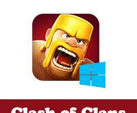 تحميل لعبة كلاش اوف كلانس للكمبيوتر Clash of Clans Computer مجانا