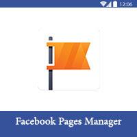 تحميل برنامج مدير صفحات الفيس بوك للاندرويد Facebook Pages Manager