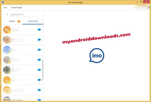 تحميل برنامج ايمو للكمبيوتر عربي imo مكالمات فيديو مجانية 2016