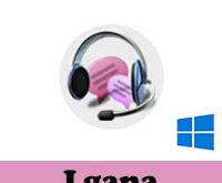 تحميل برنامج لقانا على الكمبيوتر Lgana تطبيق لقانا الصوتي المجاني