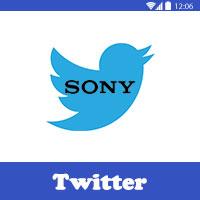 تحميل برنامج تويتر سوني Twitter Sony مجانا عربي اخر اصدار