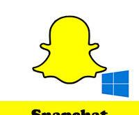 تحميل برنامج سناب شات للكمبيوتر Snapchat For PC مجانا عربي على اللابتوب