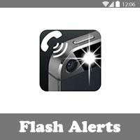 تحميل برنامج فلاش عند الاتصال للاندرويد تشغيل الفلاش Flash Alerts