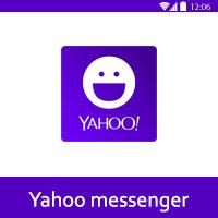 تحميل برنامج الياهو ماسنجر للاندرويد Yahoo messenger مجانا 2016