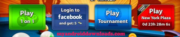 تحميل لعبة بلياردو للاندرويد 8 ball pool بلياردو حول العالم مجانا - مستويات ومراحل مختلفة