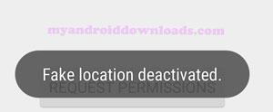 الغاء تفعيل الموقع الوهمي - شرح و تحميل برنامج Fake GPS لعمل ما يسمى بـ تهكير بوكيمون جو ( شرح Fake GPS )