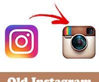تحميل انستقرام القديم للاندرويد old Instagram استرجاع نسخه قديمه apk