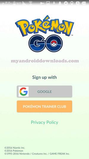 تسجيل الدخول باستخدام حسام جوجل - تحميل لعبة بوكيمون جو للاندرويد ، تحميل لعبه pokemon GO اندرويد ، ما هي لعبة البوكيمون اونلاين ، اللعبة المنتظرة بوكيمون جو ، تطبيق بيكمون - لعبة بوكيمون قو
