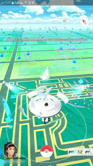 الجيم في بوكيمون جو - شرح طريقة لعب البوكيمون جو ، شرح لعبة بوكيمون قو