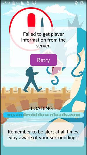 مشكلة السيرفر في لعبة بوكيمون قو - تحميل لعبة بوكيمون جو للاندرويد Pokemon GO - لعبة بوكيمون قو