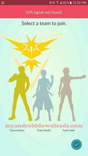 كيف انضم الى فريق في بوكيمون غو - شرح طريقة لعب البوكيمون جو ، كيف العب بوكيمون قو