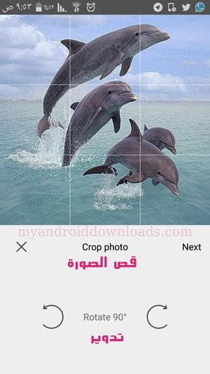 قص الصورة و التعديل على الصورة - تحميل برنامج Prisma للاندرويد برنامج تحويل الصور الى رسم