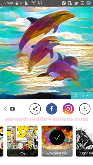 تأثيرات تحويل الصور الى لوحات فنية - تحميل برنامج Prisma للاندرويد تحويل الصورة الى لوحات فنية