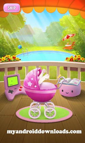 تحميل لعبة صديقتى انجيلا المتكلمة للاندرويد القطة انجيلا الصغيرة مجانا