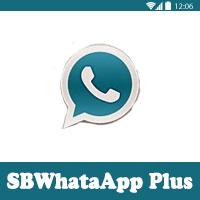 تحميل واتس اب بلس السراب البعيد اخر اصدار 2017 SBWhataApp واتس بلس السراب البعيد