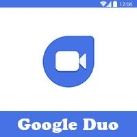 تحميل برنامج Google Duo