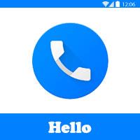تحميل برنامج hello للاندرويد معرف المتصل والحظر مجانا عربي 2016