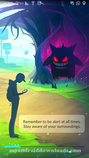 مزايا الهالووين بعد تحميل لعبة بوكيمون جو للاندرويد - لعبة بوكيمون قو