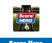 تحميل لعبة سكور هيرو للاندرويد Score Here مجانا لعبة كرة القدم 2016