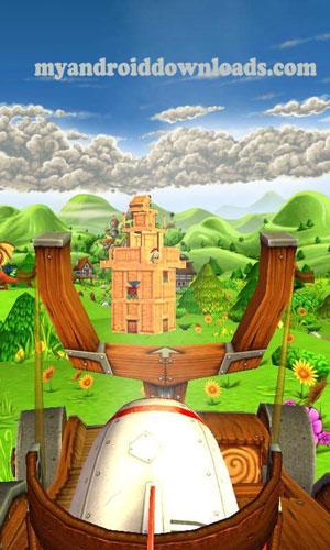 تحميل لعبة المنجنيق للاندرويد Catapult King لعبة حرب المنجنيق مجانا 2016