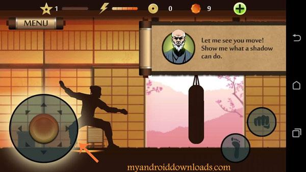 تحميل لعبة Shadow Fight 2 للاندرويد شادو فايت 2 مجانا لعبة الظل المقاتل