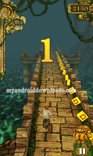 تحميل لعبة temple run للاندرويد