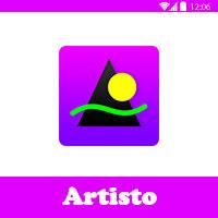 تحميل برنامج artisto للاندرويد لتحويل الفيديو الى لوحات فنية