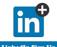 طريقة التسجيل في لينكد ان Create account on linkedin - للوظائف