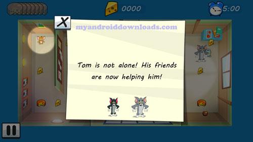 ارشادات مساعدة في لعبة توم وجيري اكل الجبن - تحميل لعبة توم وجيري للاندرويد