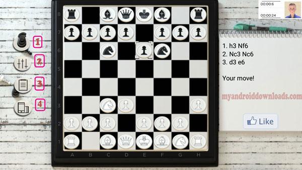 تحميل لعبة شطرنج 3D للاندرويد 3d chess game لعبة شطرنج ثلاثية الابعاد
