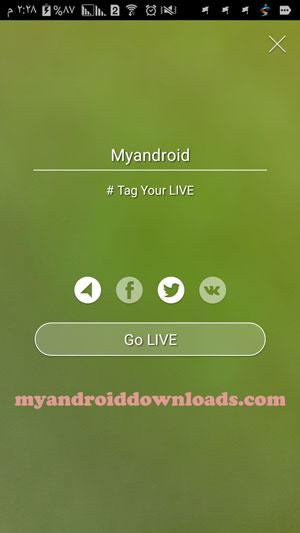 كيفية تسجيل فيديو مباشر تحميل برنامج bigo للاندرويد تحميل bigo live - تحميل برنامج bigo live.