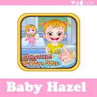تحميل لعبة بيبي هازل للاندرويد Baby Hazel Newborn Baby