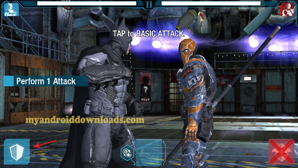 تحميل لعبة باتمان للاندرويد Batman Arkham Origins العاب فارس الظلام