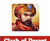 لعبة صراع الصحراء كاملة Clash of Desert مجانا