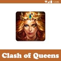 تحميل لعبة Clash of Queens للاندرويد كلاش اوف كوينز كلاش التنانين