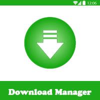 تحميل برنامج داونلود مانجر للاندرويد Download Manager عربي 2016