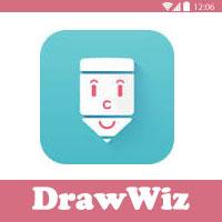 رنامج رسم الانمي للاندرويد DrawWiz - برامج رسم للاندرويد