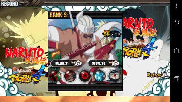 فتح شخصيات لعبة Naruto Shippuden Ultimate Ninja Storm 4