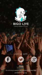 كيفية انشاء حساب على برنامج بيجو لايف - تحميل برنامج bigo live