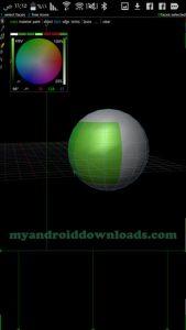 تحميل برنامج الرسم ثلاثي الابعاد مجانا Spacedraw